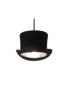 Suspension Wooster en forme de chapeau haut-de-forme par Innermost