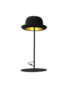 Lampe à poser Jeeves en forme de chapeau melon par Innermost