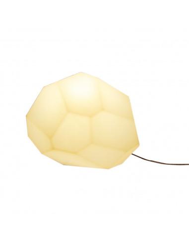 Lampe à poser ASTEROID en plastique par Koray OZGEN et Innermost