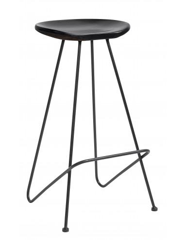 Tabouret design Bar chair en fer par Nordal