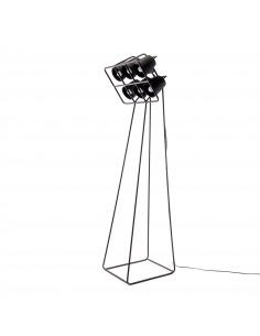 Lampadaire Multilamp au style industriel par Seletti