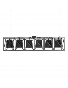 Suspension Multilamp au style industriel par Seletti