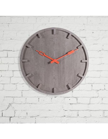 Horloge murale design Memento par Seletti
