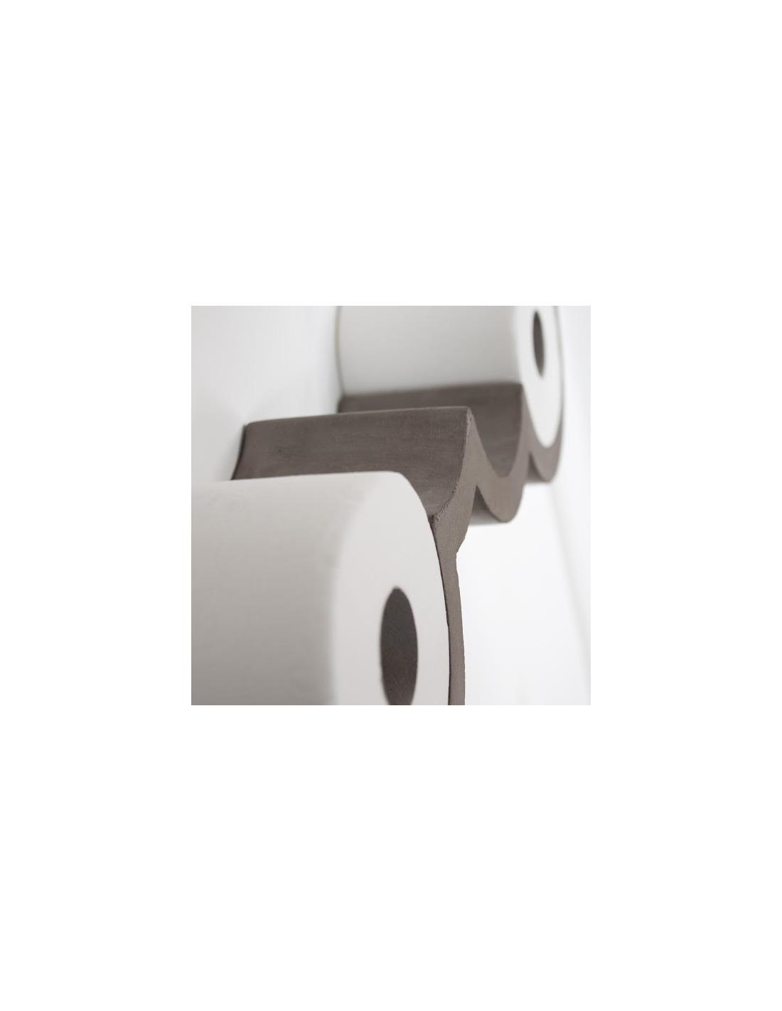 Etag re cloud m d coration pour papier toilettes en for Objet deco pour etagere