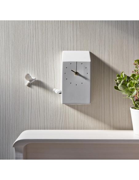 Horloge à coucou Cuckoo X CLOCK Home par Haoshi