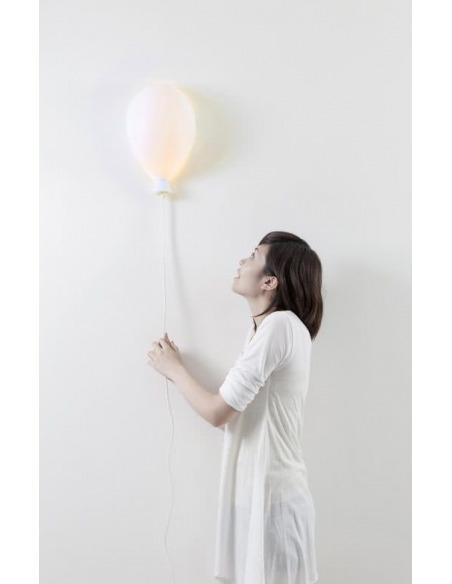 Applique murale en forme de ballon Balloon X LAMP par Haoshi