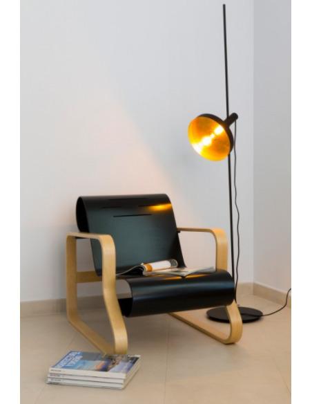 Lampadaire design vertigo par Christoph Friedrich Wagner