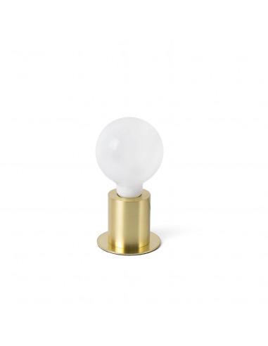 Lampe à poser Brokis en aluminium au design minimaliste