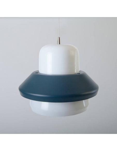 Suspension design PRIMA duo par Alicjaa Palys en aluminium