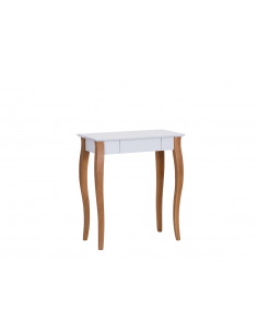 Bureau avec tiroir desk en bois Lillo small par Marcin Gładzik