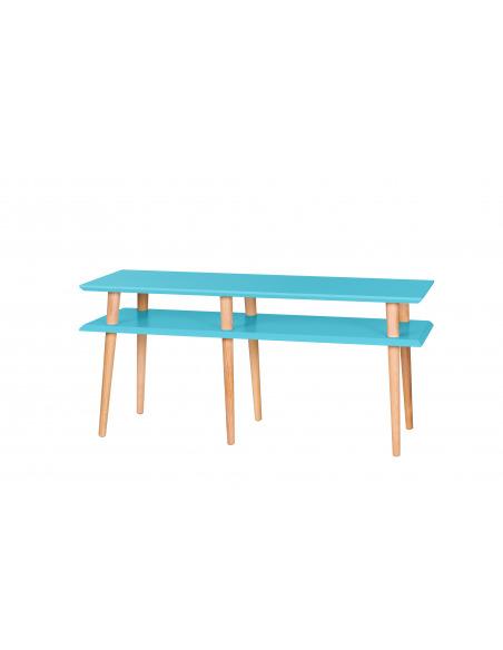 Banc en bois MUGO 119 par Marcin Gładzik au design scandinave