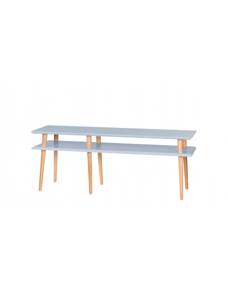 Banc en bois MUGO 139 par Marcin Gładzik au design scandinave