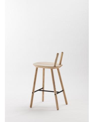Tabouret Chaise De Bar Naive En Bois Frene Par Etcetc Au Design Scandinave