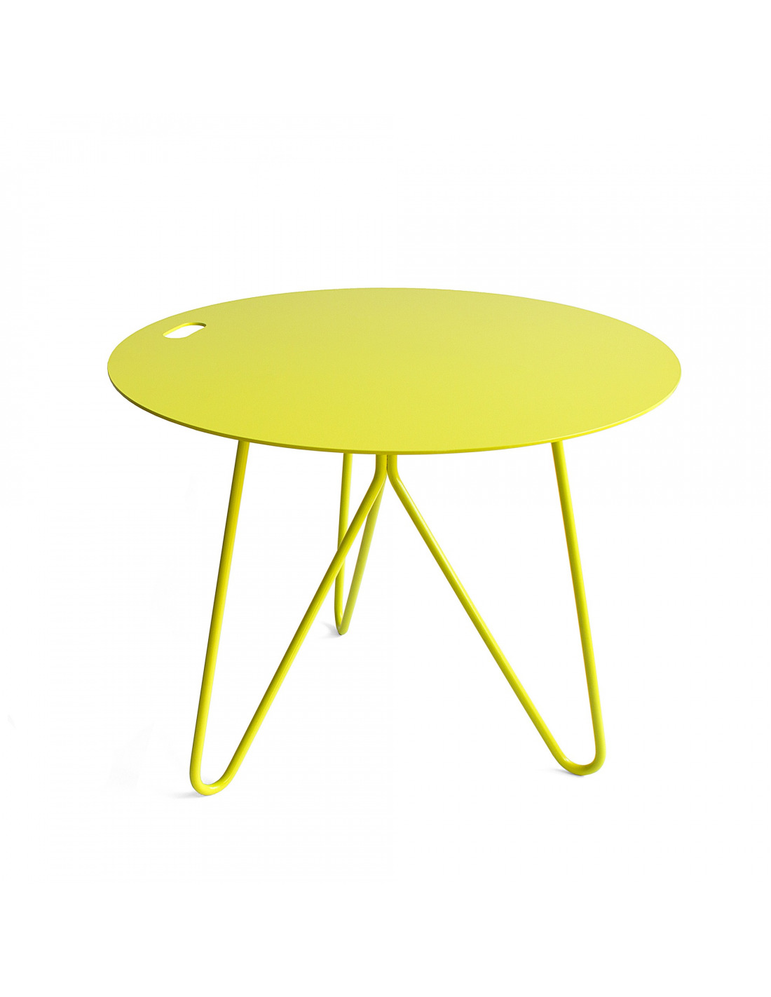 Table basse design seis en acier par filipa mendes for Table basse en acier design