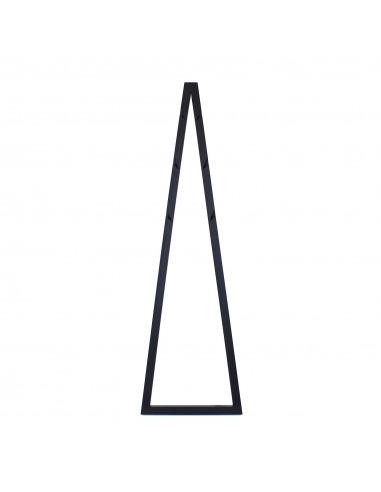 Porte-manteau minimaliste en bois de chêne Pendura par Filipa Mendes & Gustavo Macedo