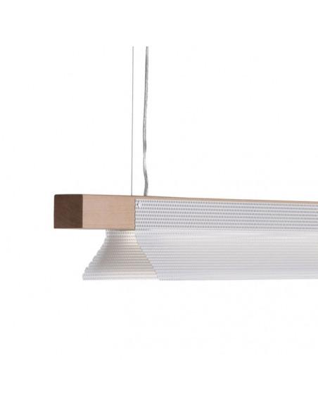 Suspension Bridge blanc par Joran Briand au design industriel