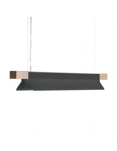 Suspension Bridge noir par Joran Briand au design industriel