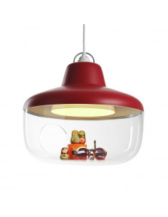 Suspension pour chambre d'enfant FAVORITE THINGS rouge par Chen Karlsson
