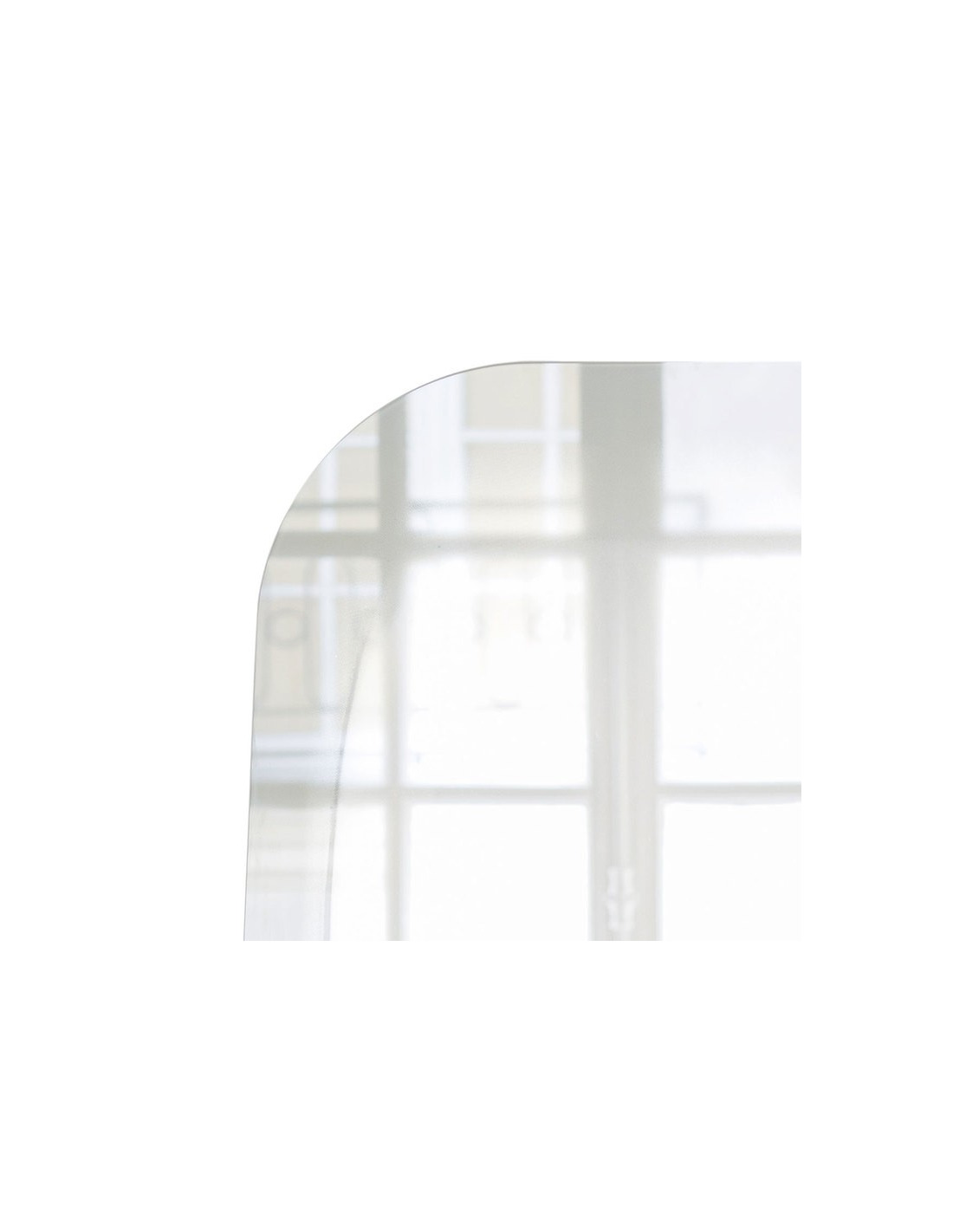 Miroir design fading blanc par thomas eurlings otoko for Eurlings interieur