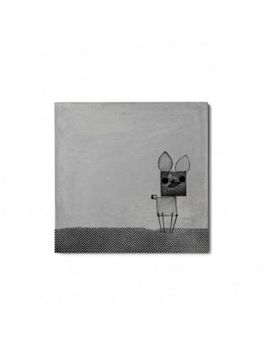 tableau pour chambre d 39 enfant en b ton cucube par lucie albon lyon beton. Black Bedroom Furniture Sets. Home Design Ideas