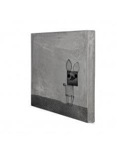 Tableau pour chambre d'enfant en béton Cucube par Lucie Albon - Lyon Beton