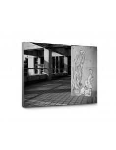 Tableau en béton design Poirier par Lucie Albon - LYON BETON
