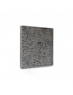 Tableau en béton de Antipathique au style urbain - Lyon Beton