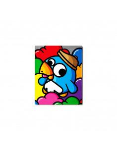 Tableau en béton Béret par Birdy Kids - Lyon Beton
