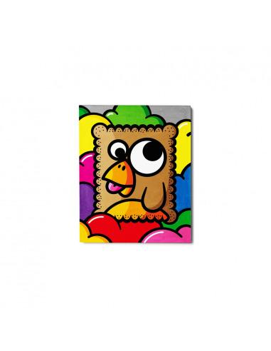 Tableau en béton Small biscuit par Birdy Kids - Lyon Beton