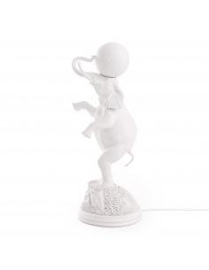 Lampe à poser design Elephant par Marcantonio Raimondi Malerba - Seletti