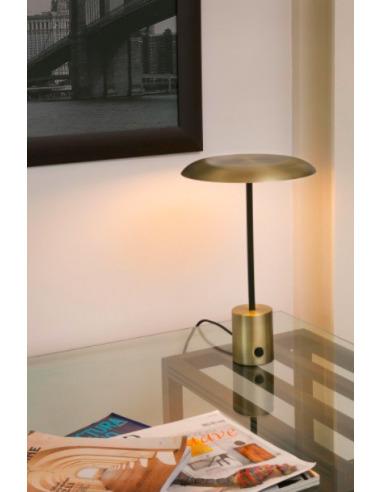 Régulateur Poser Led Satiné Or Lumière Lampe Avec Design Noire Studio À Xjer Par Casino De Et sthdQr
