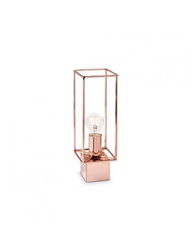 Lampe à poser Cuivro en métal avec finition en cuivre au design chic