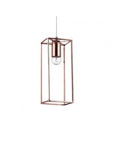 Suspension Cuivro en métal avec finition en cuivre au design chic