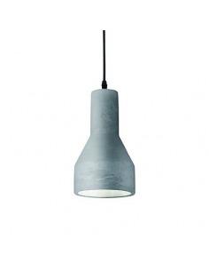 Suspension design en béton Aplomb 1 au design industriel