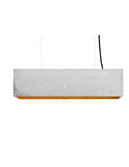 Suspension B4 Beton - Interieur Or