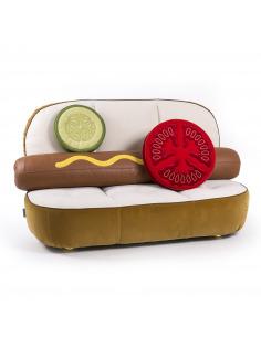 Canapé Hot Dog Sofa en...