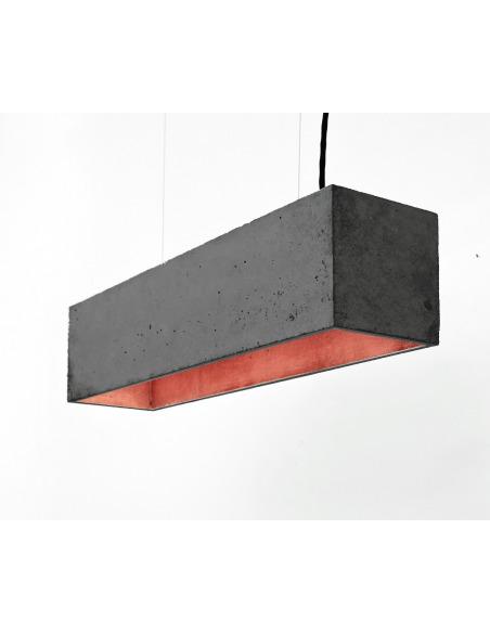 Suspension B4 Beton Noir