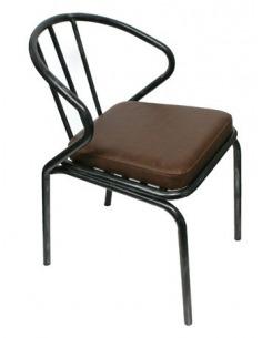 Chaise vintage Brasserie...