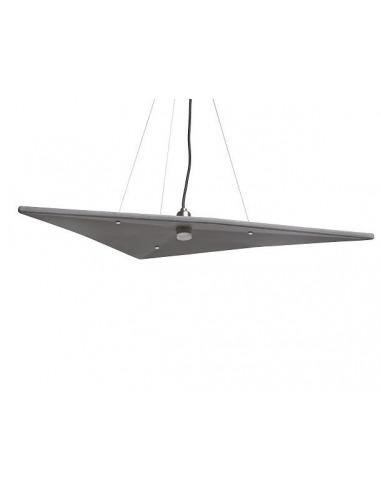 Suspension plate en béton Heron LED...