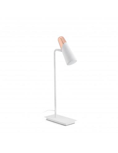 Lampe à poser au design minimaliste...