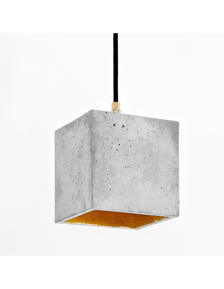 Suspension Design B1 Cubic Beton