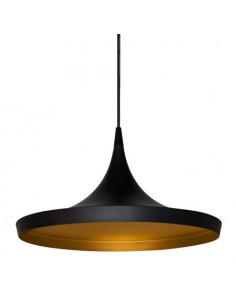 Suspension design Carmen LED 24W en aluminium au design contemporain