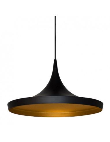 Suspension design Carmen LED 24W en aluminium au design contemporain