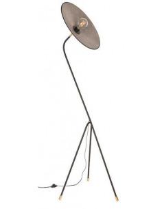 Lampadaire orientable Gatsby Trésor mercure 180cm en métal par Market Set