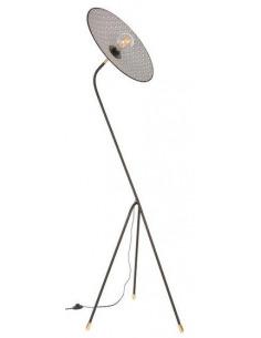Lampadaire orientable Gatsby Paon 180cm en métal par Market Set