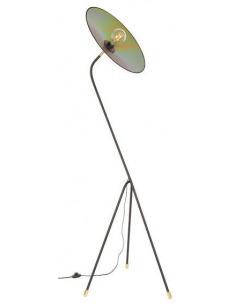 Lampadaire orientable Gatsby Huilé 180cm en métal par Market Set