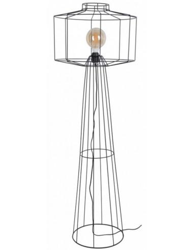 Lampadaire graphique Wayne H150cm en métal peint par Market Set
