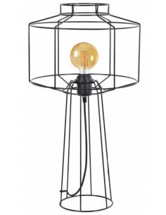 Lampe à poser graphique Wayne H59,5 cm en métal peint par Market Set