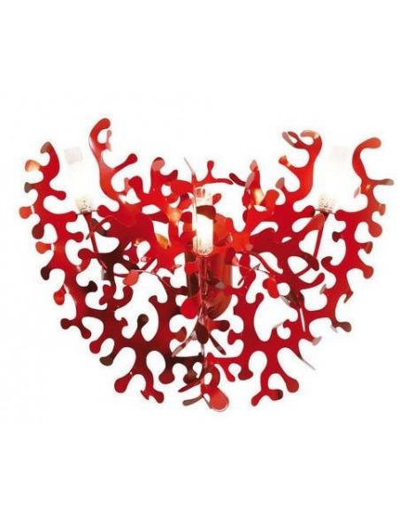 Applique murale Coral 21 par Villa Tosca Design X Lumen Center Italia