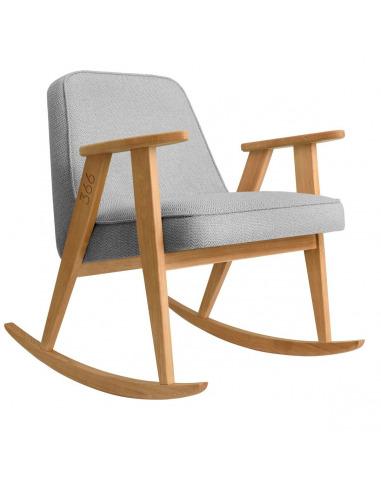 Fauteuil 366 Rocking Chair Tweed en...